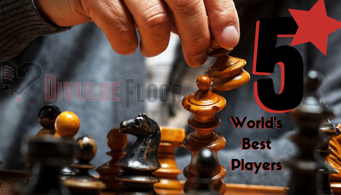 Top  5 Chess Players in the World