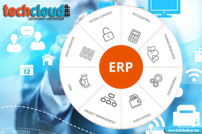 What are the Different ERP Software Modules?